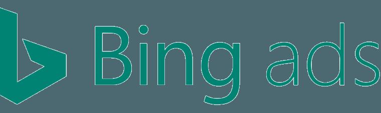 Bing ads officieel partner logo